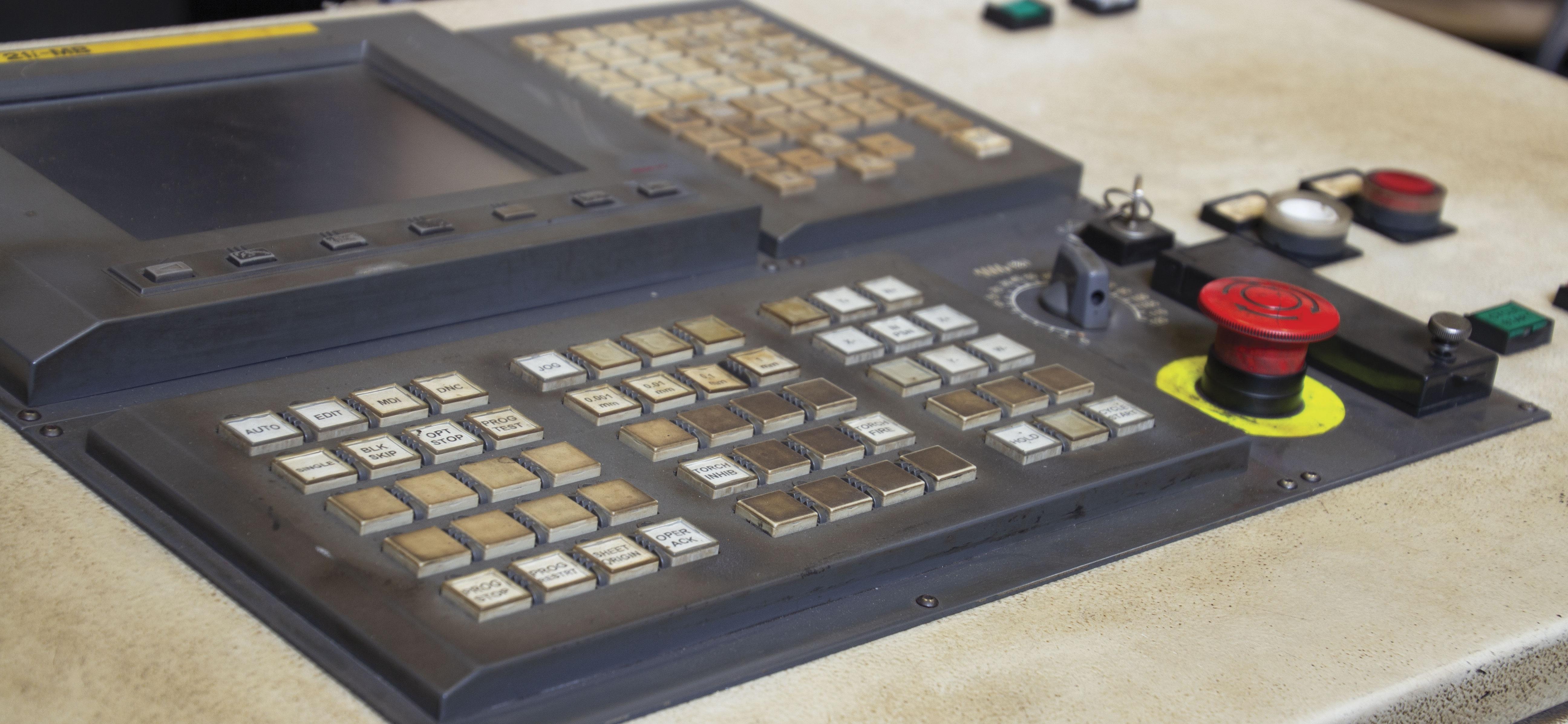 nuovo pannello numerico - new panel pc