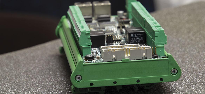 Ethercat® card Control 4 axis - Scheda 4 assi Etercat®