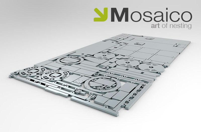 Mosaico presentation - presentazione